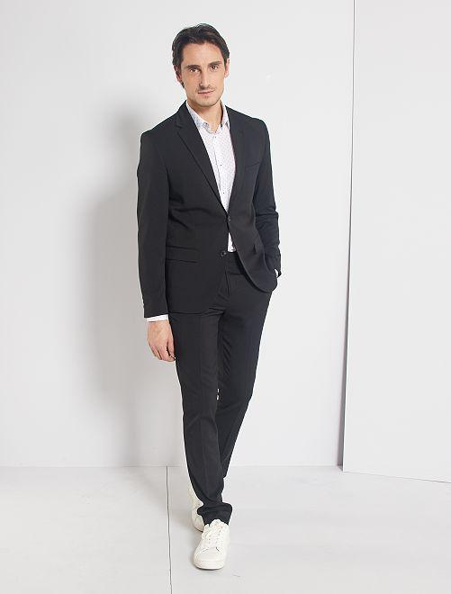 Pantaloni da completo skinny                                         nero