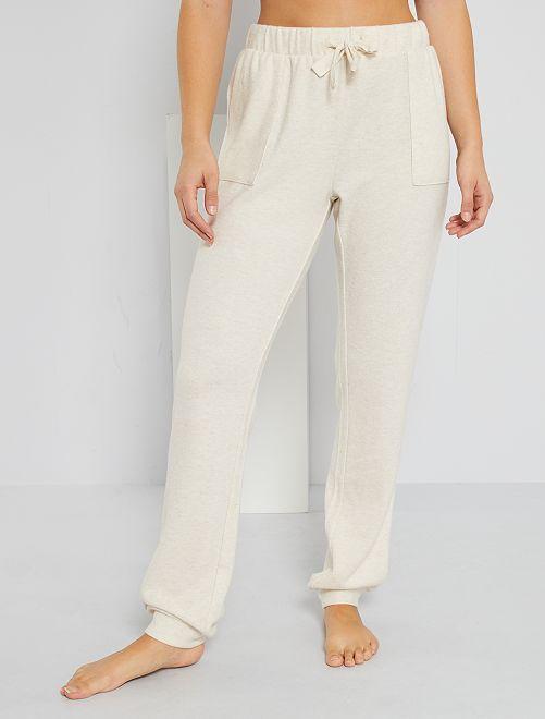 Pantaloni da notte                                         BEIGE