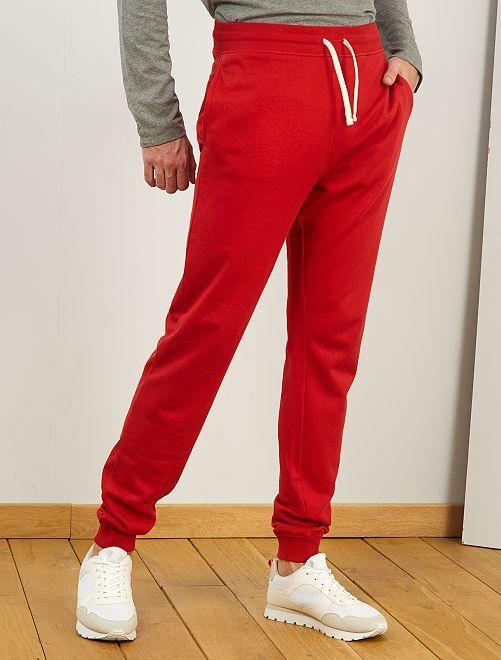 Pantaloni da sport L36 + 1 m 90                                         ROSSO