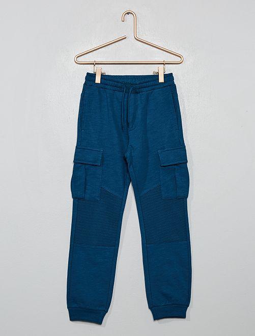 Pantaloni da tuta con tasche                                                     blu notte