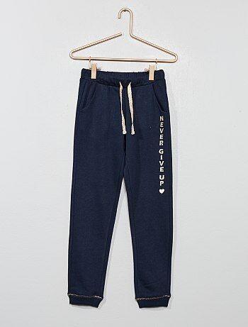 Pantaloni da tuta luccicanti - Kiabi