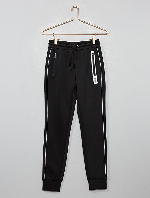 Pantaloni da tuta neoprene                                         NERO