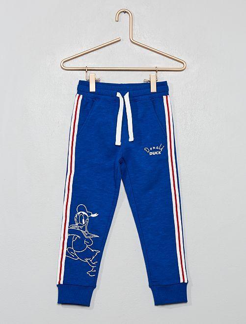 Pantaloni da tuta 'Paperino'                             BLU