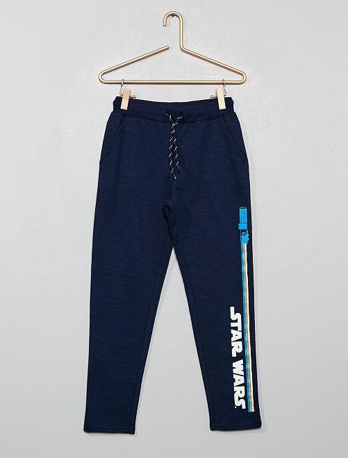 Pantaloni da tuta 'Star Wars'                             BLU