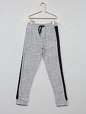 Pantaloni da tuta strisce laterali