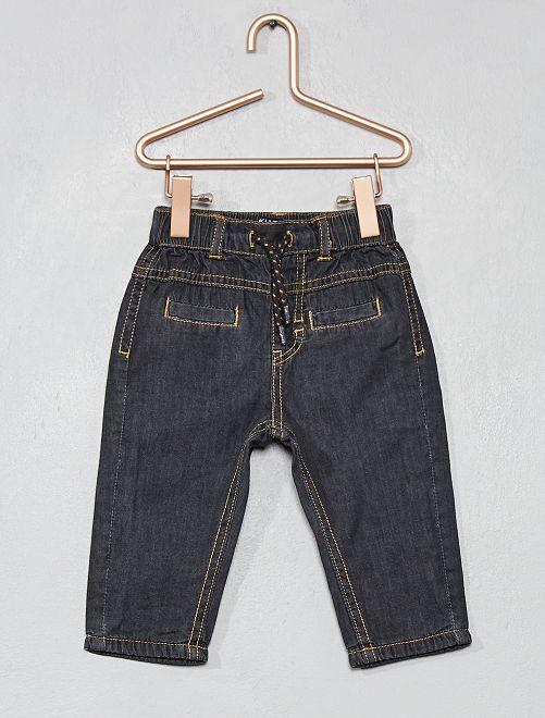 Pantaloni denim light                                         GRIGIO Neonato