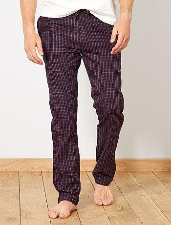 Pantaloni di pigiama a quadretti - Kiabi