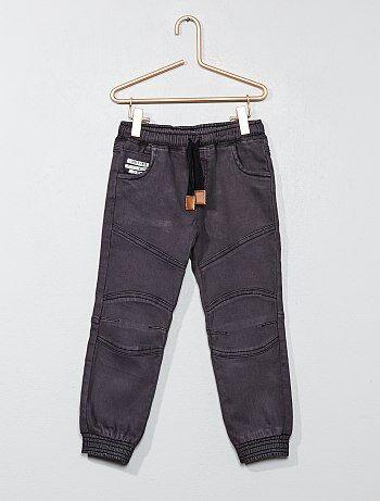 Pantaloni elastico in vita - Kiabi