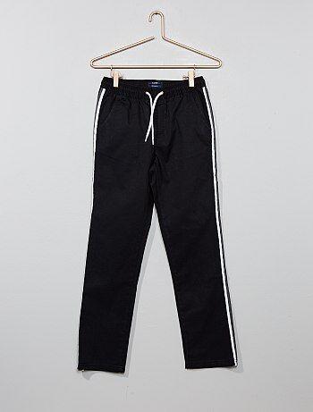 135d5b616f2d Pantaloni fasce sui lati - Kiabi