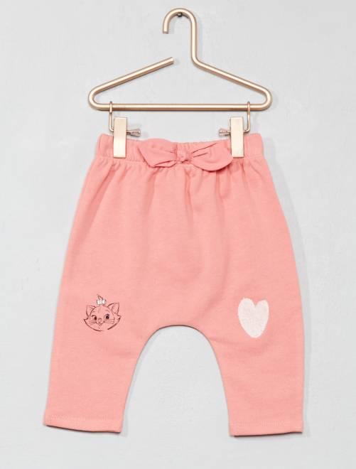 Pantaloni felpati 'Minou'                                         ROSA Neonata