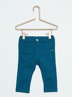 Pantaloni, jeans, leggings - Pantaloni felpati stretch
