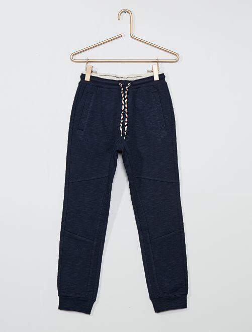Pantaloni joggers                                                     blu