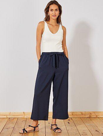 2236cb84aa1c Pantaloni larghi Donna | taglia 50 | Kiabi