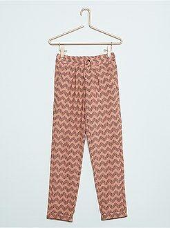 Pantaloni leggeri pince