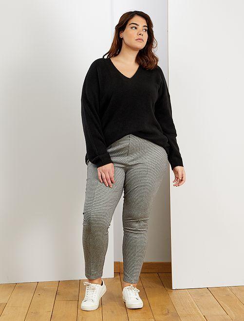 Pantaloni maglia Milano                             GRIGIO