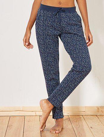 Pantaloni pigiama con motivi - Kiabi