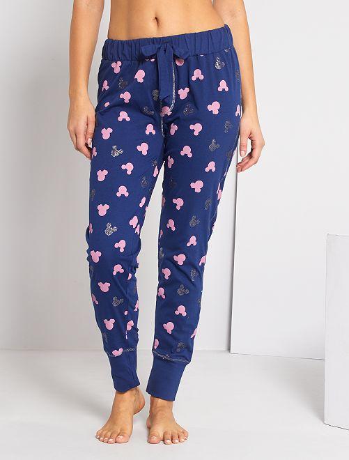 Pantaloni pigiama 'Disney'                     blu marine