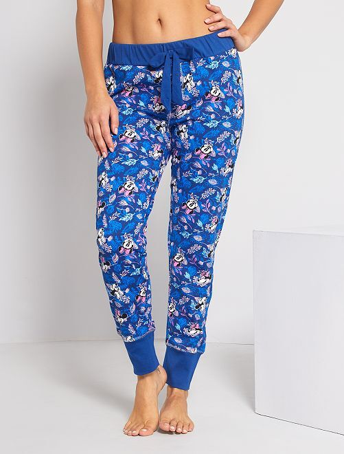 Pantaloni pigiama 'Minnie'                                         blu marine