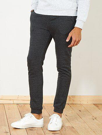 Pantaloni pigiama tessuto felpato - Kiabi