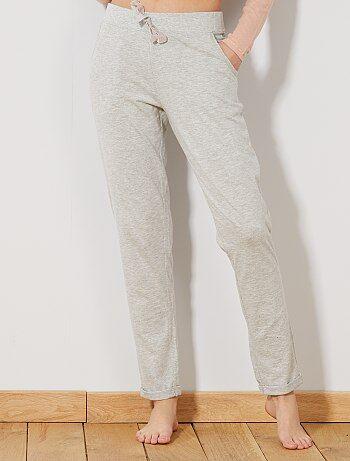 Pantaloni pigiama tinta unita - Kiabi