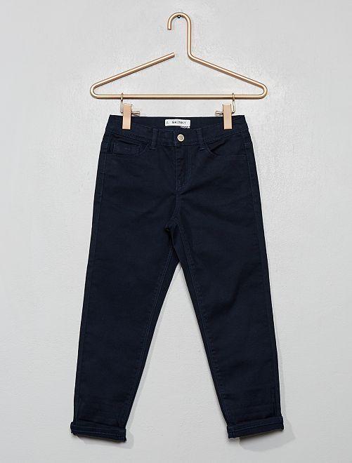 Pantaloni pinocchietto skinny                                                                                         blu