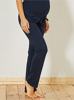 Pantaloni - Pantaloni relax premaman