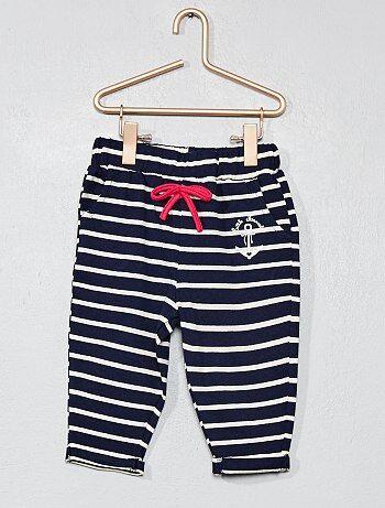 Pantaloni righe 'Little Marcel' - Kiabi