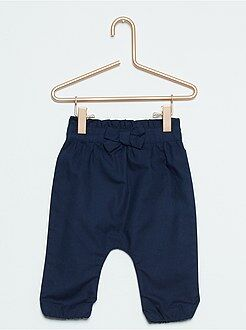 Pantaloni, jeans, leggings - Pantaloni sarouel foderati