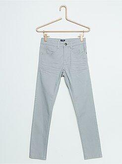 Pantaloni - Pantaloni skinny cinque tasche - Kiabi
