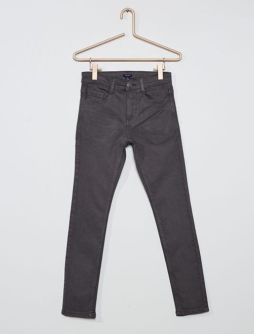 Pantaloni skinny cinque tasche                                                                                                                                                                                                     GRIGIO