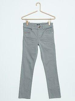 Pantaloni - Pantaloni skinny cinque tasche