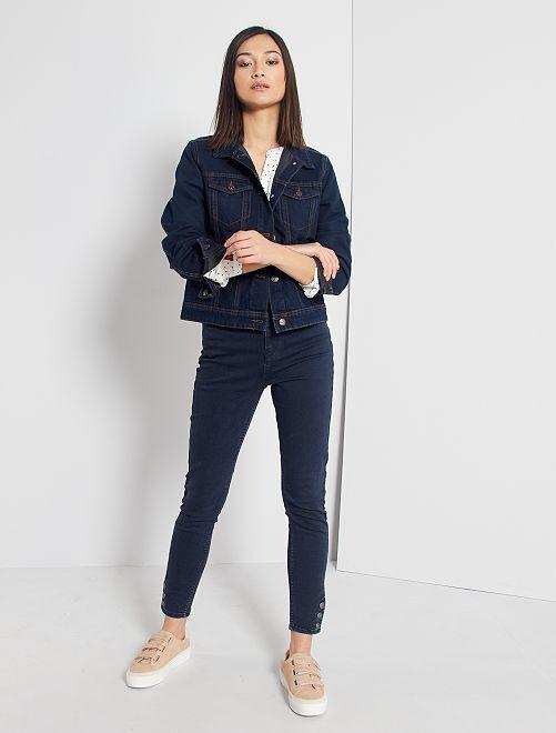 Pantaloni skinny colorati                                                                 blu