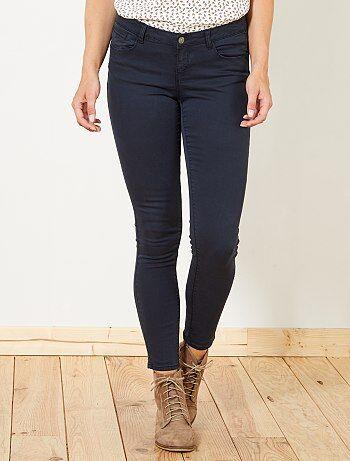 Donna dalla 38 alla 52 - Pantaloni skinny effetto push up - Kiabi
