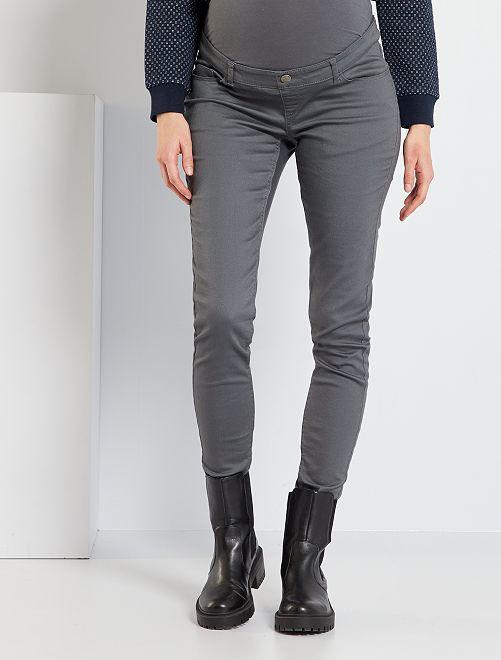 Pantaloni skinny premaman                                                                                         GRIGIO Premaman