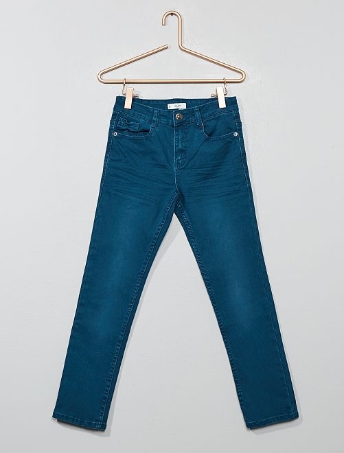 Pantaloni slim                                                                                 BLU Infanzia bambino