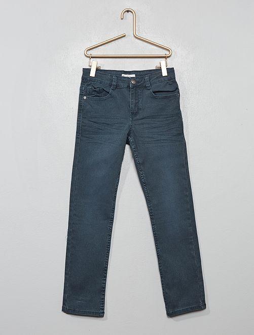 Pantaloni slim                                                                                                                                         GRIGIO