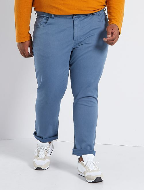 Pantaloni slim L30                                                                             BLU