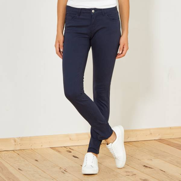 c25a7c892a pantaloni slim stretch 5 tasche