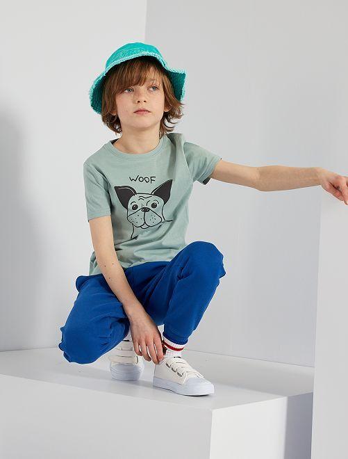 Pantaloni sport                                                                             blu