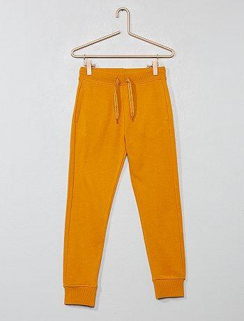 ba717c116a37e9 Pantaloni Bambino   giallo   Kiabi