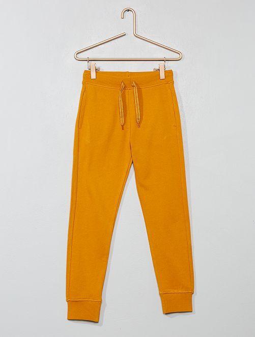 Pantaloni sport                                                                                                     GIALLO Infanzia bambino