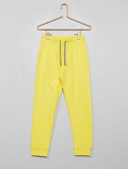 Pantaloni sport                                                                             GIALLO