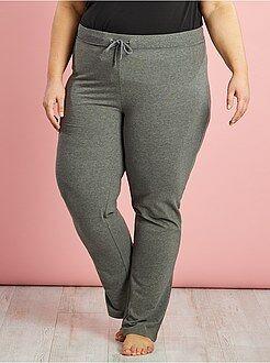 Sport - Pantaloni sport tessuto felpato - Kiabi