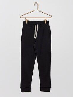 Pantaloni sport tessuto felpato - Kiabi