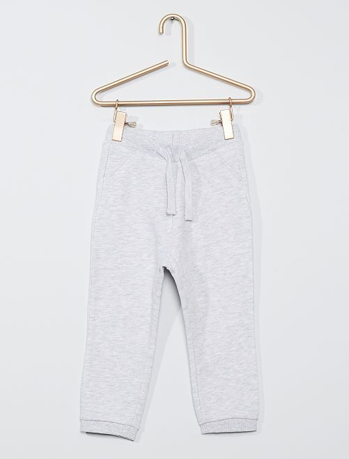 Pantaloni sportivi eco-sostenibili                                                     GRIGIO