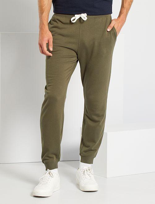 Pantaloni sportivi eco-sostenibili                                                                                                     KAKI