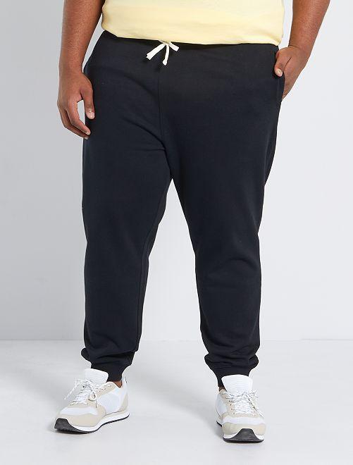 Pantaloni sportivi eco-sostenibili                                         nero