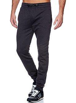 Pantaloni sportivi, jogging - Pantaloni sportivi felpati
