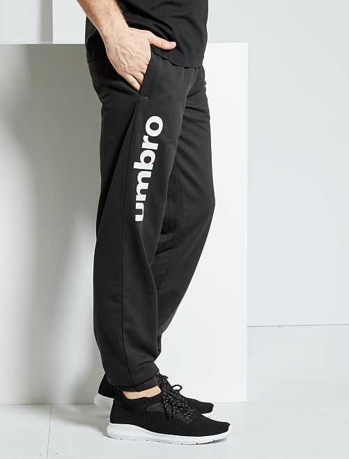 Pantaloni sportivi 'Umbro'                             NERO