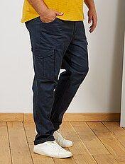 100% autenticato negozio del Regno Unito cerca genuino Pantaloni Uomo   taglia 58   Kiabi